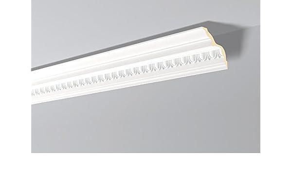 Molduras poliuretano Arstyl Z4 Nmc / Moldura techo / Cornisa / Moldura decorativa: Amazon.es: Bricolaje y herramientas