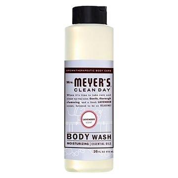 Mrs. Meyers Body wash, Lavender, 16 fl oz
