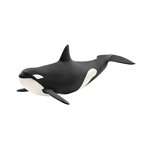 Schleich Killer Whale Toy (Schleich Sea Animals)