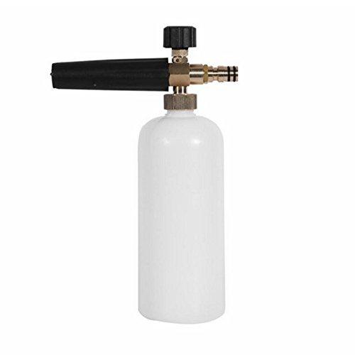 GOZAR Domestic Pressure Washer Snow Foam Lance 1L Bottle For Stihl RE/Nilfisk Alto/Kew