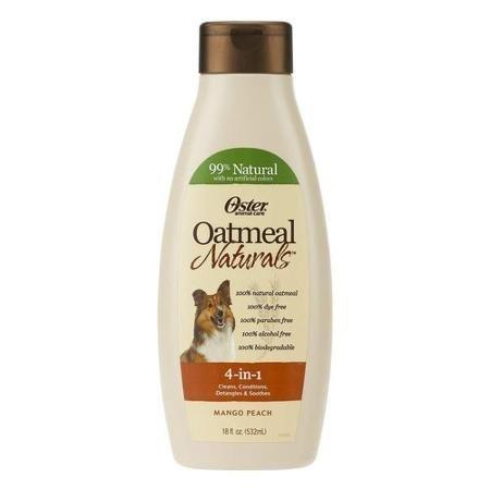 als 4-in-1 Dog Shampoo, 18 fl oz totaling 72oz (4in 1 Dog Lift)