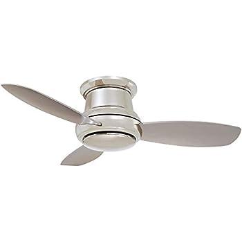 Casablanca Trih 45 Trident Ceiling Fan Brushed Nickel