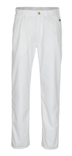 Mascot 00579-430-06-82C43 Montana Pantalon Taille L82cm/C43 Blanc