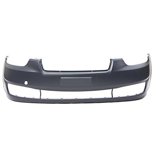 hyundai accent front bumper cover - 2
