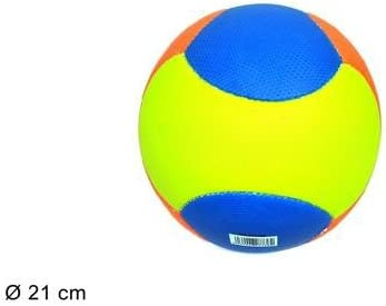 takestop Balón Beach Volley Soccer Multicolor 21 cm playa playa ...