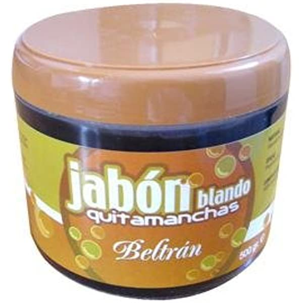 Jabones Beltrán 56058 - Jabón blando Quitamanchas natural Beltrán ...