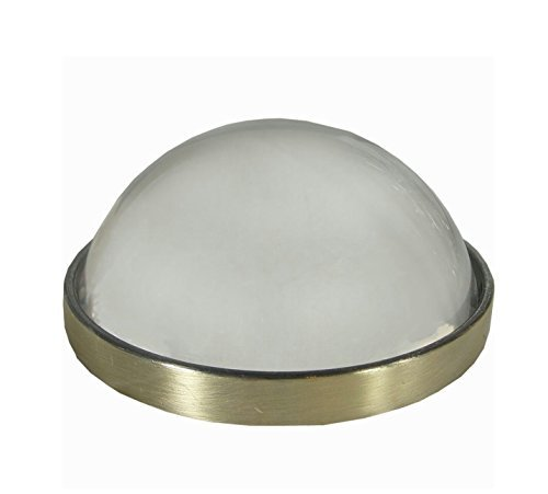 - Creative Co-op Round Paperweight Magnifying Glass