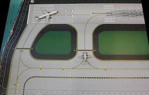 Gemini200 Airport Taxiway/Runway Mat ()