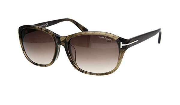 Tom Ford Gafas de Sol London (58 mm) Marrón: Amazon.es: Ropa ...