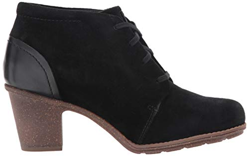Pictures of CLARKS Women's Sashlin Sue Ankle Bootie Green 3