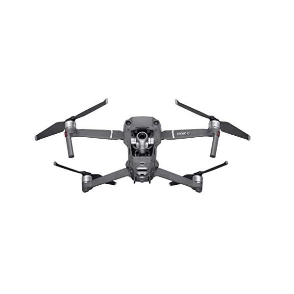 DJI Mavic 2 Zoom Drone con Fly More Kit di Accessori Incluso, 2 Batterie di Volo Intelligenti, Caricabatteria da Auto, Stazione di Carica, Adattatore a Power Bank, Eliche, Borsa 5 spesavip