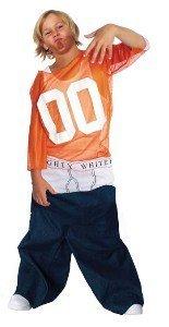 Tighty Whitey Costume (WMU 561788 Medium Tighty Whitey Child Costume)