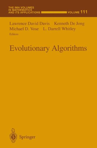Evolutionary Algorithms (The IMA Volumes in Mathematics and its Applications) by Springer