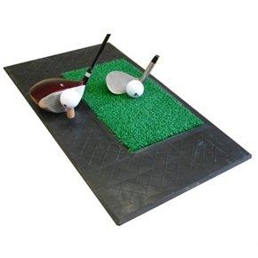 ゴルフチッピングとドライビングマット   B001DE4FL2