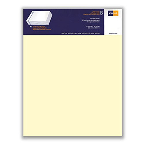 Kolo 11 x 14 Refill Sheets Series B by KoLO