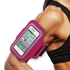 NOuch Sporty Armband Earphones Holder product image