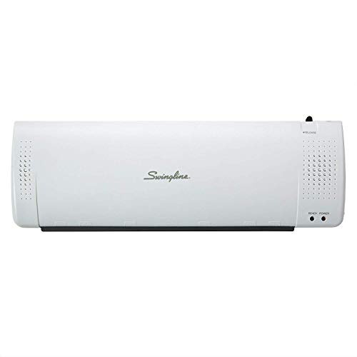 Swingline Laminator, Thermal, Inspire Plus Lamination Machine, 12 inches Max Width, Quick Warm-up, Includes Laminating…