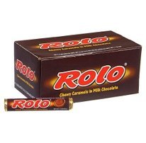 Rolo Chewy Caramels In Milk Chocolate (Pack Of 72)