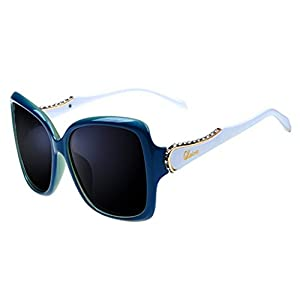 CherryGoddy The New Big Diamond Genuine Polarized Sunglasses(C3)
