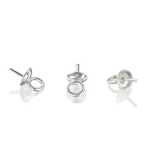 Jewelry Finding Eye Pins