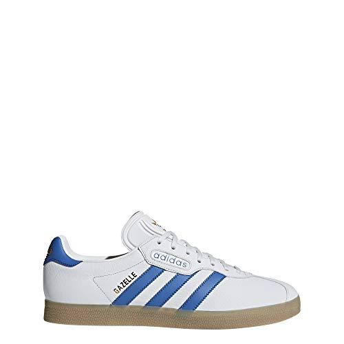Adidas Eu 1 Uomo Super Fitness 3 000 balcri azutra ftwbla Gazelle Scarpe Bianco Da 39 rr7qA6
