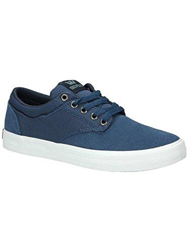 Supra Mens Chino Blue/White Athletic Shoe cxBBkYF4Fs