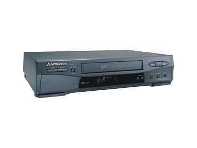 Mitsubishi HSU446 VCR by Mitsubishi
