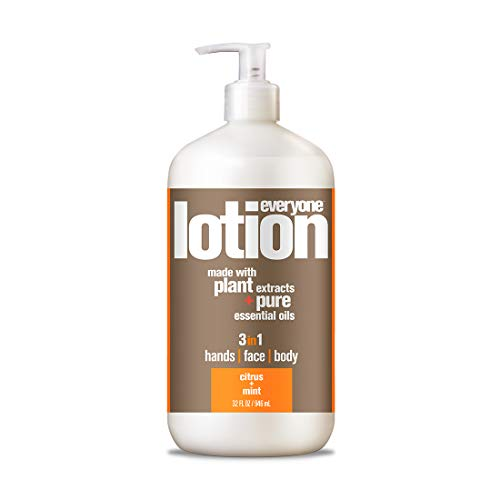 Everyone Lotion, Citrus and Mint, 32 Fluid Ounce