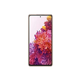 Samsung Galaxy S20 FE 5G | Factory Unlocked Android Cell Phone | 128 GB | US Version Smartphone | Pro-Grade Camera, 30X Space Zoom, Night Mode | Cloud Orange (Renewed)