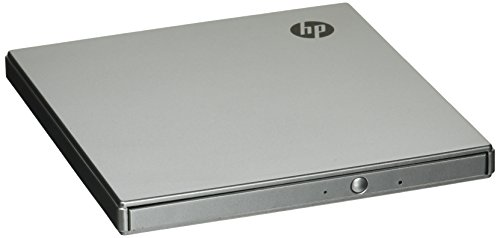 HP External Ultra-Slim Multi Format DVD/CD Writer DVD600S by HP