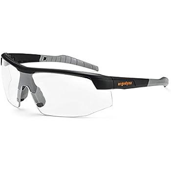 7b17d6c211ec3 HexAmor VS250 z87 Anti Fog Safety Glasses - - Amazon.com