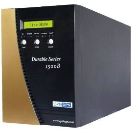 OPTI-UPS DS1000B Durable Series 6-Outlet Online Uninterruptible Power Supply, 700W ()