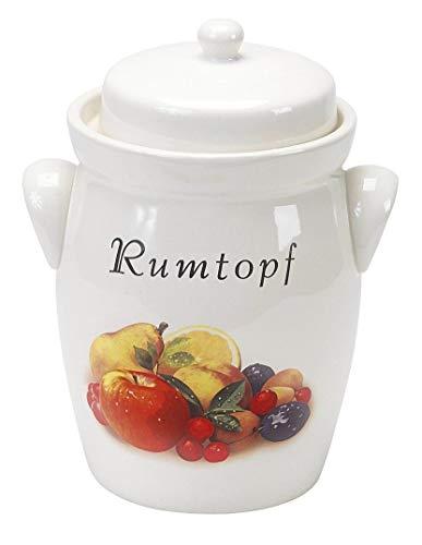Nik Schmitt 5L Rumtopf Stoneware Fermenting and Rum Pot by Nik Schmitt (Image #1)
