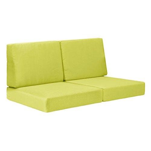 Zuo Modern Cosmopolitan Sofa Cushion, Green