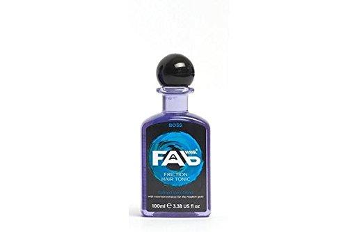 FABHair - Boss Friction Hair Tonic (100ml) FabHair & Beauty F10