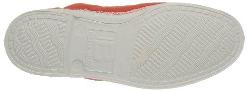Bensimon Tennis Lacet - Zapatos de cordones Mujer Orange 215