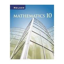 Nelson Mathematics 10: Student Text