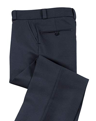 Liberty Uniform Men's Trousers | 100% Polyester | Stain Resistant Uniform Apparel for Police and First Responders (Uniform Trousers Security)