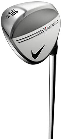 Nike Golf Men's VR Chrome Forged Golf Wedge, Right Hand, Steel, Wedge, 56-Degree/14-Degree by Nike Golf