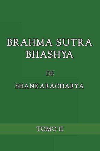 brahma-sutra-bhashya-tomo-2-spanish-edition