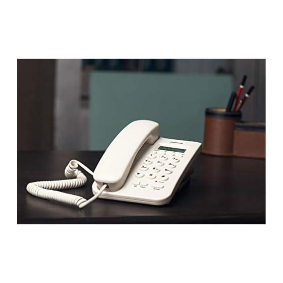 Binatone Spirit 200 Corded Landline Phone (White)