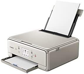Impresora Multifuncional Canon PIXMA TS6052 Gris WiFi de ...