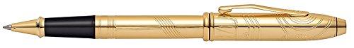 Cross Townsend Star Wars C-3PO Rollerball Pen (AT0045D-39) by Cross