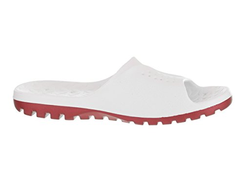 Jordan Nike Men's Super.Fly Team Slide 2 White/Black-Gym Red-Pure Platinum 10 cheap outlet store 0ZjvT3L01K