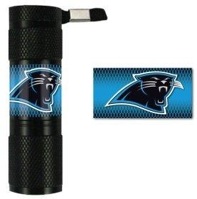 NFL Carolina Panthers LED Flashlight