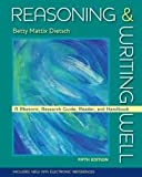 img - for Reasoning & Writing Well, Examination Copy (4th) Fourth Edition book / textbook / text book