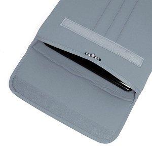 Laptop Inner Neoprene (Vanki Gray Neoprene/Cotton 15