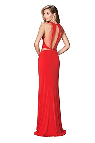 Buy long prom dress by la femme - 4