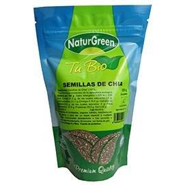 Semillas Chia NaturGreen 250 gramos