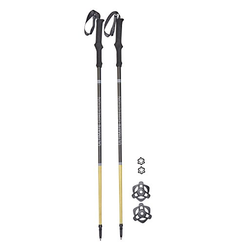 (Ultimate Direction FK Carbon Fiber Trekking Poles, 130cm )